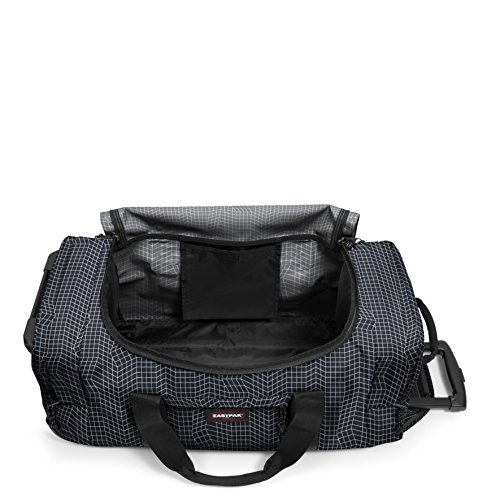 Eastpak Reisetasche LEATHERFACE M, 61 liter, LEATHERFACE M cm, Instant Crush Black Dance