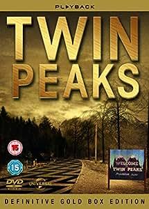 Twin Peaks - Definitive Gold Box Edition (Slimline Packaging) [DVD] [1990]