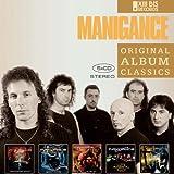 Original Album Classics : Ange ou démon / Signe de vie / D'un autre sang / Mémoires… Live / L'Ombre et la lumière (Coffret 5 CD)