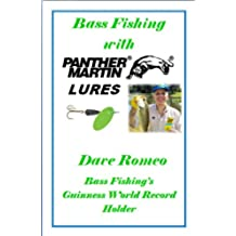 Bass Fishing with Panther Martin Lures (English Edition)