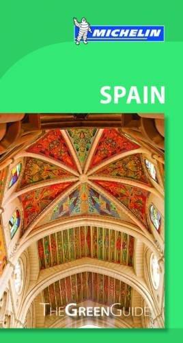 Spain (The Green Guide ) (La Guía Verde Michelin) por MICHELIN