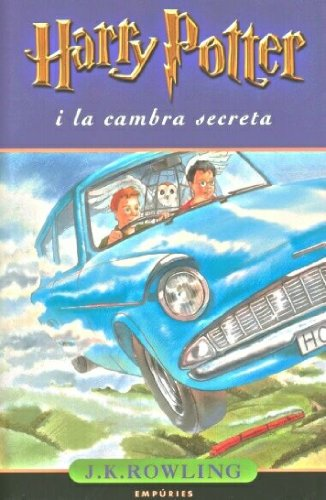 Harry Potter i cambra secreta SERIE HARRY POTTER