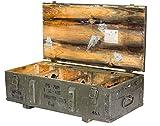 Historische große Munitionskiste 80x38x17cm
