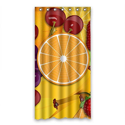 Dalliy frutta costume tenda della doccia shower curtain 90cm x 183cm
