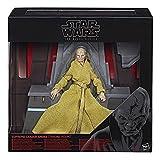 Star Wars Episode VIII Black Series Deluxe Action Figure 2017 Supreme Leader Snoke Throne Room 15 cm