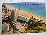 Antigua Postal - Old Postcard : HOTEL TORRE DORADA - La Cala - Benidorm