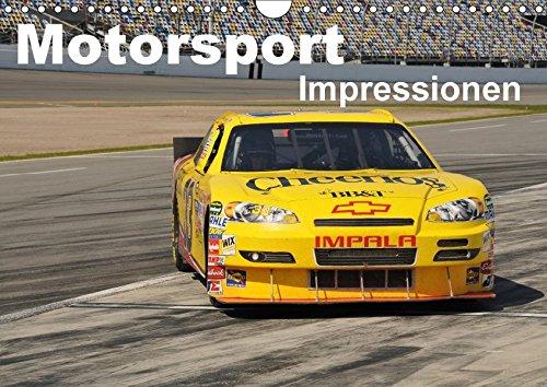 Motorsport - Impressionen (Wandkalender 2018 DIN A4 quer): 13 faszinierende Seiten aus der Welt des Motorsports in einem Kalender (Monatskalender, 14 ... Sport) [Kalender] [Apr 01, 2017] Bade, Uwe