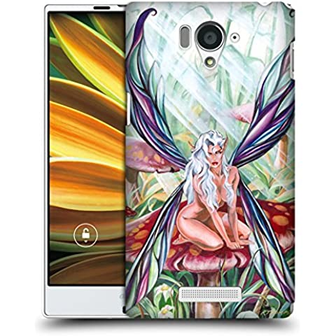 Official Ruth Thompson Oberon's Mistress Fairies Hard Back Case for Sharp Aquos Serie SHL25