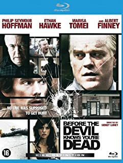 bluray - Before the Devil Knows you're Dead (1 Blu-ray)