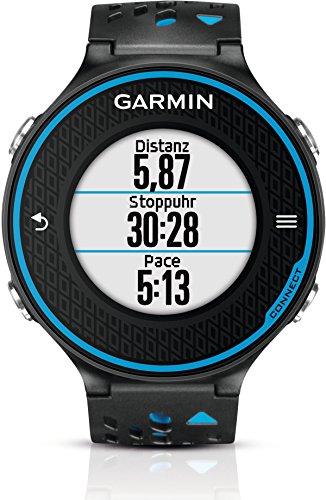 Garmin Forerunner 620 GPS-Laufuhr (Touchscreen, Farbdisplay, frei konfigurierbare Datenfelder) - 2