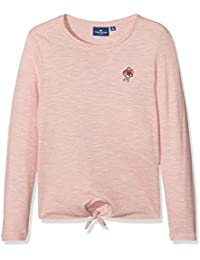 TOM TAILOR Kids Mädchen Langarmshirt Trendy Tee with Knot