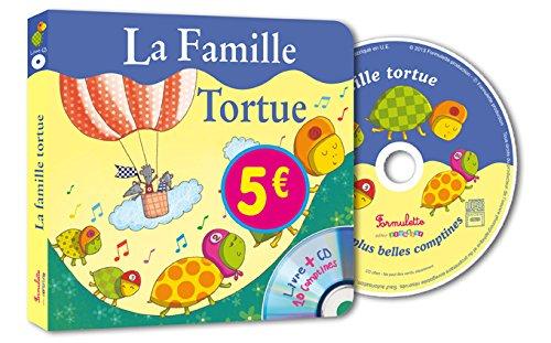 La famille tortue (1CD audio) par Rémi Guichard