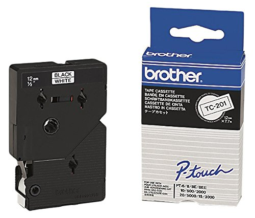 TC-201 P-Touch Schriftbandkassette