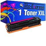 PlatinumSerie Toner XXL Magenta kompatibel für HP 131A CF213A Laserjet Pro 200 Color M251N M251NW M276N M276NW