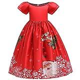 Abbigliamento da Bambine Ragazze,Neonato Bambino Ragazza Ragazzo Natale Cervo Corallo Vello Punto Pagliaccetto Abiti Outfits