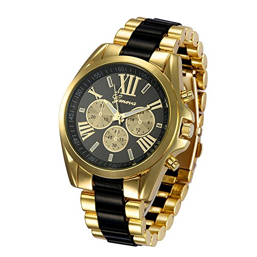 ALPS-Mens-Fashion-Roman-Numeral-Gold-Plated-Analog-Display-Quartz-WristWatch