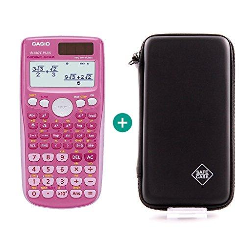 Casio FX 85 GT Plus Pink + Schutztasche