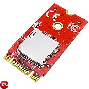 BeMatik - Modulo Fast PCIe M.2 NGFF (chiave B-M) a Micro SD 3.0
