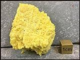 UKGE zolfo, alta qualità, cristallo minerale (RSA905)
