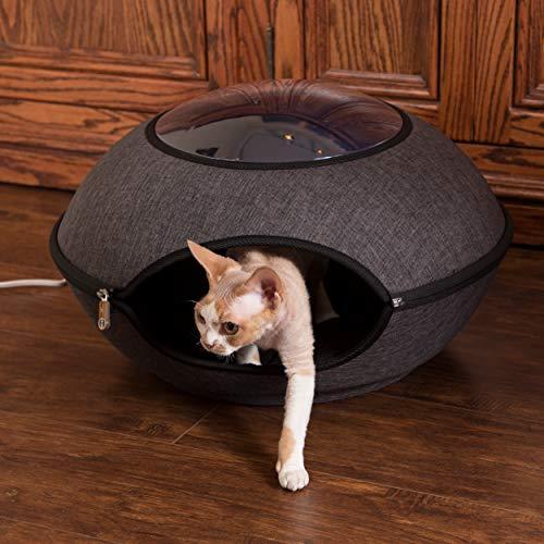 K&H Pet Products Thermo-Lookout Katzenkissen, beheizt, 56 cm, 4 Watt, 22