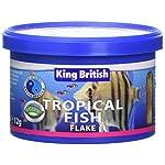 King British Tropical Fish Flake 55g 19