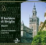Rossini : Il barbiere di Siviglia. Santini, Cossotto, Alva