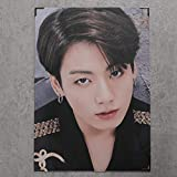 BTS Bulletproof Youth League Album Poster Jung Kook Photo Frame