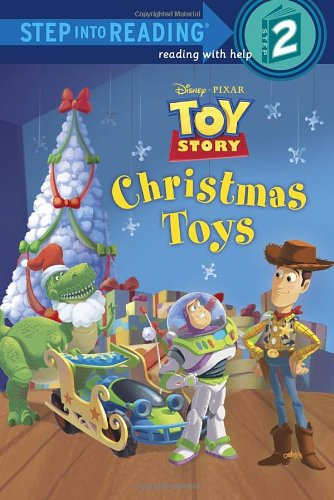 Christmas Toys (Disney/Pixar Toy Story) (Step Into Reading. Step 2)