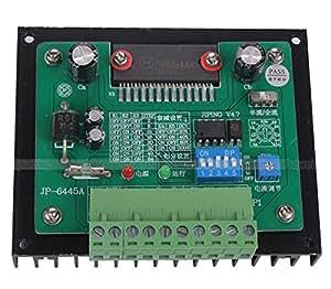 Sunwin axe Stepper d'un moteur Pas-à-Pas conducteur THB6064AH JP - 6445A 4,5 A Télécommande