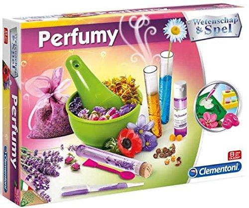 Clementoni 66826 Parfümlabor  , Spiel