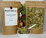 Flor de Tilo 30g (Tiliae Flos) Tisana / Linden Flower Tea 30g Health Embassy 100% Natural