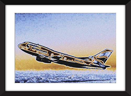 boeing-747-british-airways-colorato-opera-11-x-14-8-x-10-5-x-7-a3-a4-a5-stampa-regalo-per-gli-appass