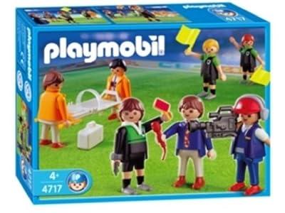 Partido de fútbol-Supplemental de Playmobil (4717)