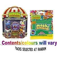 Moshi Monsters Five Moshlings Pack (The Magnificent Moshi Circus) plus Moshling Collector Bag (inc. 2 Moshlings)