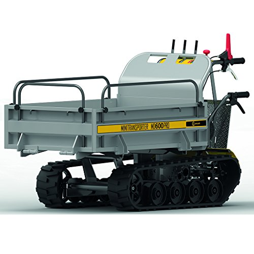 LUMAG Miniraupendumper Motorschubkarre MD600 PRO1 Benzin Motor ***NEU***