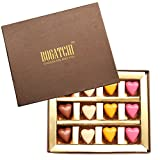 BOGATCHI HAPPY ANNIVERSARY Gift For Husband, ANNIVERSARY GIFT IDEAS, Divine Hearts 144 g