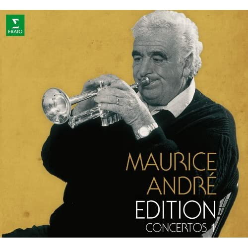 Trumpet Concerto In G Minor : II Allegro
