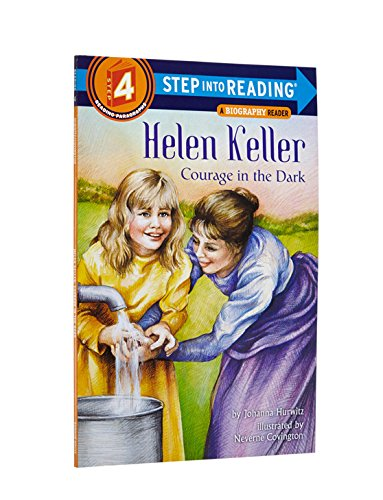 Helen Keller: Courage in the Dark (Step Into Reading - Level 4 - Quality)