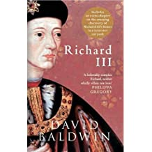 Richard III by David Baldwin (2013-12-19)