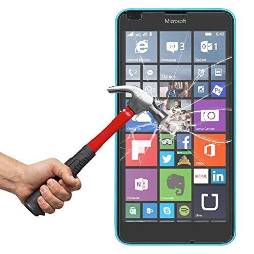 NWNK13, pellicola protettiva antiurto per display telefoni Microsoft Lumia. Ottima qualità, in vetro temperato  trasparente transparent Lumia 1020
