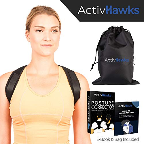 Zoom IMG-1 activhawks correttore di postura schiena