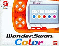 Console Wonderswan Couleur - Crystal Orange [Import Japonais]