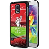 Gift Ideas - Official Liverpool FC 3D Samsung Galaxy S5 Hard Case - A Great Present For Football Fans