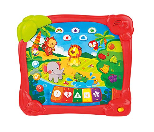 winfun Juguete Musical para Niños Color Naranja CPA Toy Group 7302513