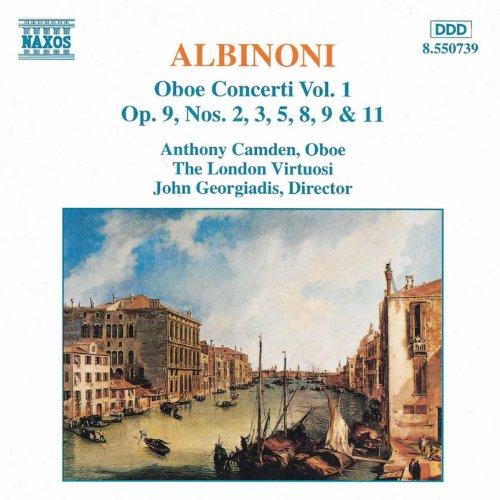 Oboe Concerto in D minor, Op. ...