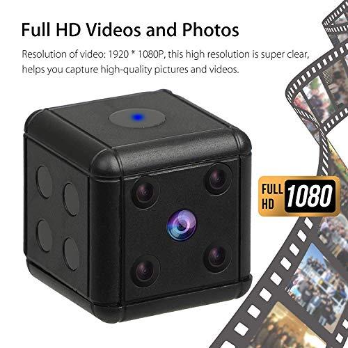 Zoom IMG-3 muxan dado hd mini camera