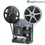 SUPER 8 SCANNER MIETEN 1 WOCHE, Reflecta Super 8 Scanner mieten, Super8-Filme digitalisieren, Profi Film-Scanner, Auflösung in Full-HD