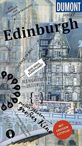 DuMont direkt Reiseführer Edinburgh: Mit großem Cityplan Test