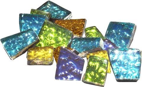 Mosaïque Mercantile Crafter's Workshop Pochoir en verre Coupe carrelage .5lb-assorted Sparkle
