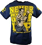 T-Shirt John Cena 10 Years Strong Retro Bis 5XL !, Gr.:XXXXL